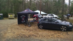 6WC--tent setup