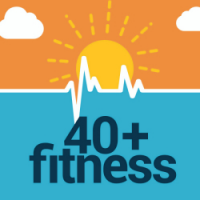 40+fitness logo