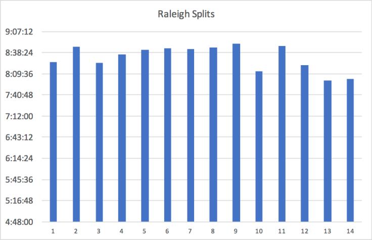Raleigh Splits